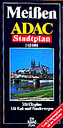 Meissen /Míšeň/ - pl. ADAC 1:1