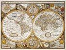 Historický svět - Antik - nástěnná mapa