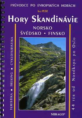 Hory Skandinávie - pr. Mirago - A5, spirálová vazba, 205 stran