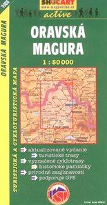 Oravská Magura - mapa SHc1086 - 1:50 000