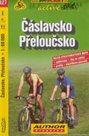 Čáslavsko, Přeloučsko - cyklo SHc127 - 1:60t