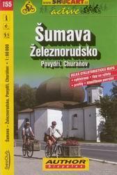 Šumava - Železnorudsko - cyklo SHc155 - 1:60t