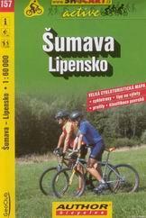 Šumava - Lipensko - cyklo SHc157 - 1:60t