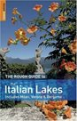 Italian Lakes - průvodce Rough Guides /Itálie/