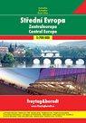 Evropa - střední - autoatlas FR 1:700