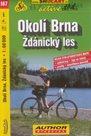 Okolí Brna - Ždánický les - cyklo SH167 - 1:60
