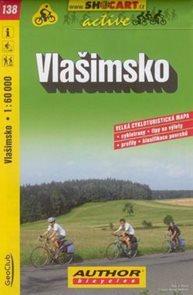 Vlašimsko - cyklo SH138 - 1:60