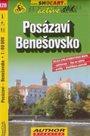Posázaví - Benešovsko - cyklo SH126 - 1:60