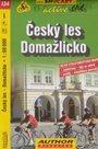 Český les - Domažlicko - cyklo SH134 - 1:60