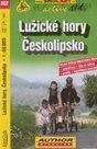 Lužické hory, Českolipsko - cyklo SHc102 - 1:60t