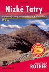 Nízké Tatry - turistický průvodce Rother /Slovensko/