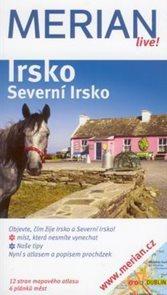 Irsko, Severní Irsko - průvodce Merian15 ( 2.vydání )