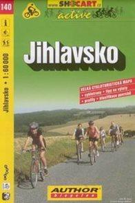 Jihlavsko - cyklo SHc140 - 1:60t