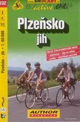 Plzeňsko - jih - cyklo SHc132 - 1:60t