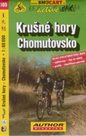 Krušné hory, Chomutovsko - cyklo SHc105 - 1:60t