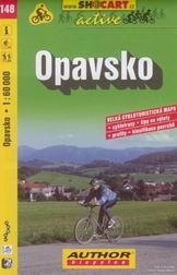 Opavsko - cyklo SH148 - 1:60