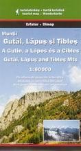 Rumunsko - Muntii Gutai, Lapus si Tibles - mapa DiM29 - 1:60t