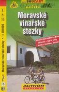 Moravské vinařské stezky - cyklo SHc - 1:110 000