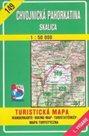 Chvojnická pahorkatina, Skalica - mapa VKÚ č.149 -1:50 000 /Slovensko/
