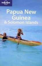 Papua New Guinea, Solomon Islands - Lonely Planet Guide Book - 8th ed.
