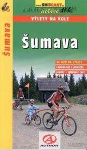 Šumava - výlety na kole /SHOCart/