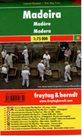 Madeira - minimapa Freytag - 1:75 000 /Portugalsko/