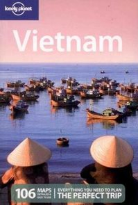 Vietnam - Lonely Planet Guide Book - 10th ed.