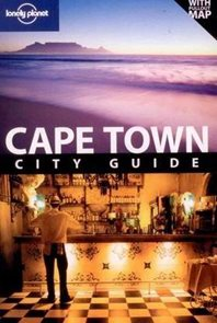 Cape Town /Kapské město/ - Lonely Planet Guide Book - 6th ed. /Jihoafrická republika/