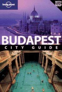 Budapest /Budapešť/ - Lonely Planet Book - 4th ed. /Maďarsko/