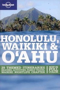 Honolulu, Waikiki, Oahu - Lonely Planet Guide Book - 4th ed. /USA-Havajské o./