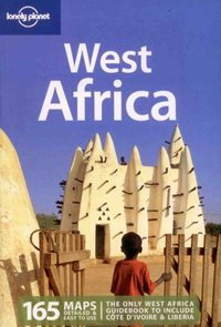 West Africa /západní Afrika/ - Lonely Planet Guide Book - 7th ed.