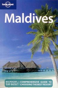 Maldives /Maledivy/ - Lonely Planet Guide Book - 7th ed.