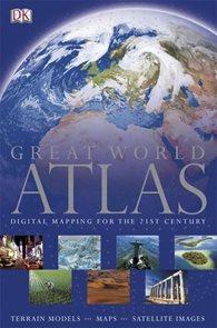 Great World Atlas - Dorling Kindersley