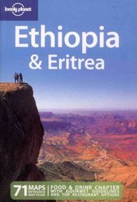Ethiopia, Eritrea - Lonely Planet Guide Book - 4th ed.