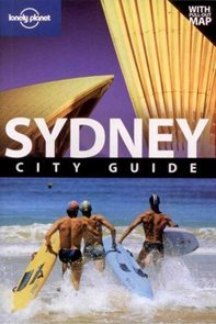 Sydney - Lonely Planet Guide Book - 9th ed. /Austrálie/