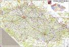 Česká republika - 1:440 000 - nástěnná mapa
