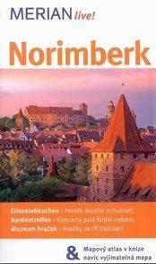 Norimberk - průvodce Merian č.96 /Německo/
