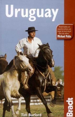 Uruguay - Bradt Travel Guide - 1st ed. - 14x22 cm, Sleva 30%