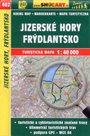 Jizerské hory, Frýdlantsko - mapa SHOCart č.402 - 1:40 000