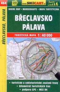 Břeclavsko, Pálava - mapa SHOCart č. 464 - 1:40 000