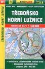 Třeboňsko, Horní Lužnice - mapa SHOCart č.441 - 1:40 000