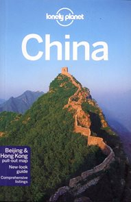 China /Čína/ - Lonely Planet Guide Book - 12th ed.