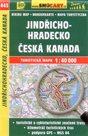 Jindřichohradecko, Česká Kanada - mapa SHOCart č.445 - 1:40 000