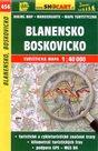 Blanensko, Boskovicko - mapa SHOCart č.456 - 1:40 000