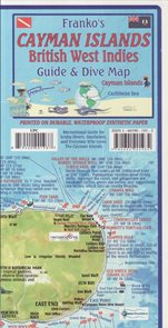 Cayman Islands Guide and Dive Map