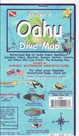 Oahu Dive Franko´s map