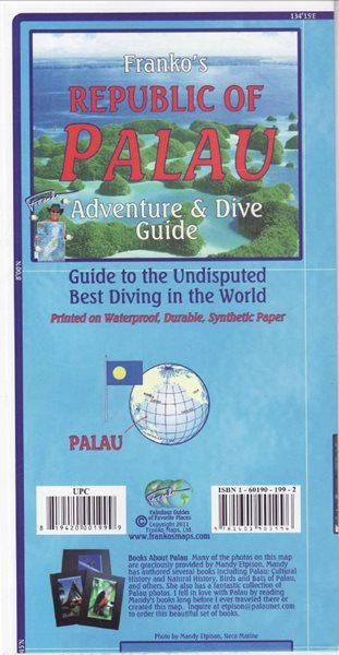 Republic of Palau Adventure and Dive Guide