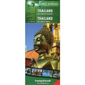 Thajsko WCS 135 1:1 200 000