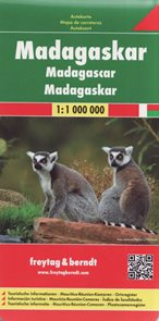 Madagaskar automapa 1:1mil.