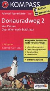 Cyklo Donauradweg 2 Kompass 7004